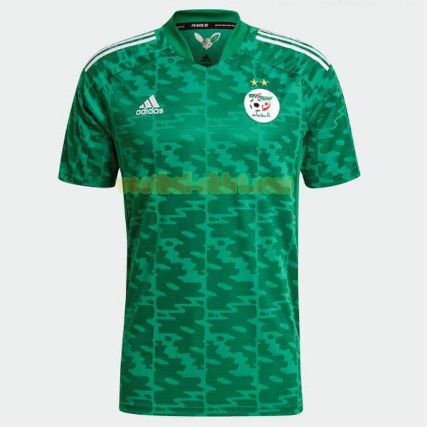 algerije thuis shirt 2021 2022 thailand groen mannen