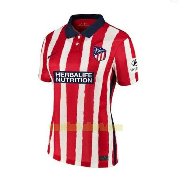 atletico madrid thuis shirt 2020-2021 dames