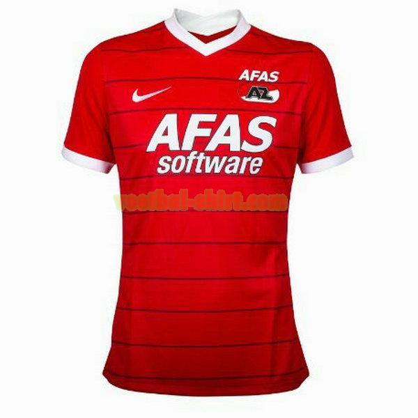 az alkmaar thuis shirt 2021 2022 thailand rood mannen