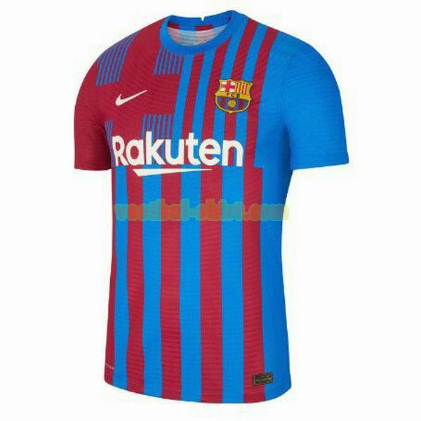 barcelona thuis shirt 2021 2022 rood blauw mannen