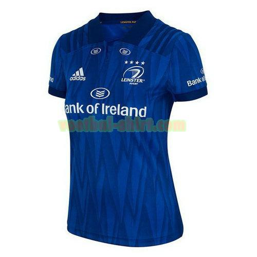 leinster thuis rugby shirt 2018 blauw dames