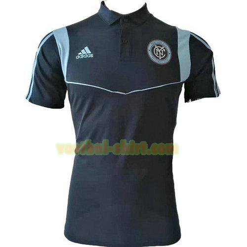 new york city poloshirt 2019-2020 blauw mannen