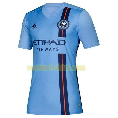 new york city thuis shirt 2019-2020 dames