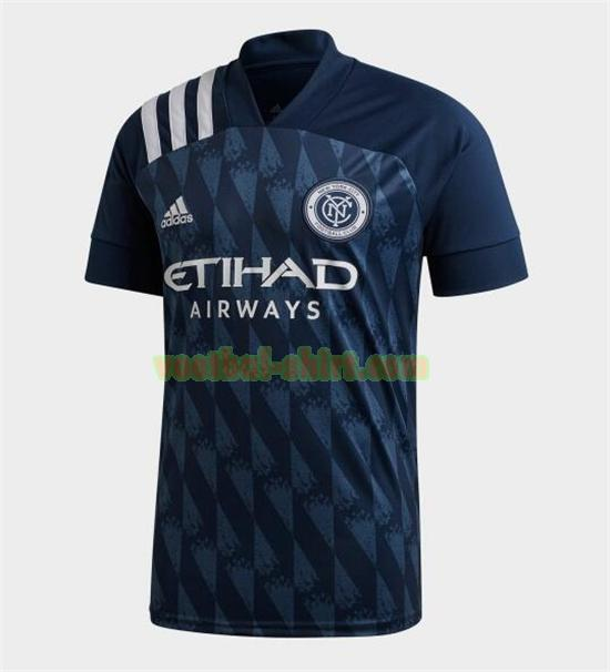 new york city uit shirt 2020-2021 thailand mannen