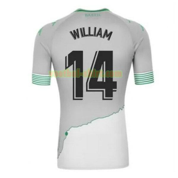 william 14 real betis 3e shirt 2020-2021 mannen